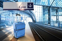 Imagen Shared Departure Transfer: Lyon Hotel to Gare de Lyon Saint-Exupéry