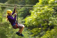 Actividades,Actividades de aventura,Adrenalina,Tirolina