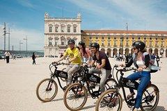 Imagen Excursión en bicicleta eléctrica a las colinas de Lisboa