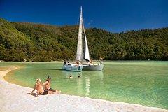 Imagen Full-Day Sailing Adventure in the Abel Tasman National Park