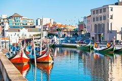 Ver la ciudad,Actividades,Actividades acuáticas,Crucero por el Duero,Con excursión a Aveiro incluida