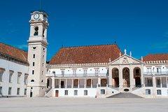 Ver la ciudad,Salir de la ciudad,Tours temáticos,Tours históricos y culturales,Excursiones de un día,Excursión a Coimbra,Excursión a Fátima,Con visita a Fátima incluida