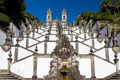 Salir de la ciudad,Excursiones de un día,Excursión a Braga,Con visita a Guimarães