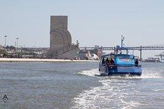 Imagen Paseo turístico en barco y autobús con paradas libres por Lisboa