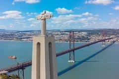 Imagen Busrundfahrt zur Ponte 25 de Abril und Cristo Rei ab Lissabon