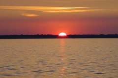 Guided Kayak Sunset Tours on the American side of the Niagara River
