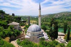 Ver la ciudad,Ver la ciudad,Tours temáticos,Tours con guía privado,Tours históricos y culturales,Especiales,Excursión a Mostar,Con visita a Medjugorje