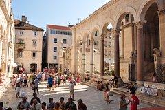 Salir de la ciudad,Excursiones de un día,Excursión a Split desde Dubrovnik