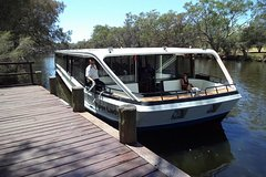 Imagen Swan Valley River Cruise and Wine Tasting Day Trip from Perth