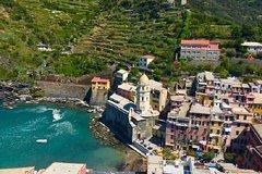 The Best of Cinque Terre full-day from Viareggio