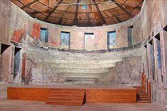 Auditorium of Mecenate - Underground Rome