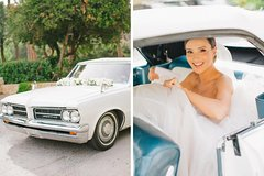 Rent a Car for Wedding: Pontiac