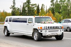Rent a Car for Wedding: Hammer Limousine