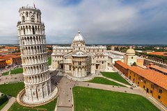 Semi-Private Exclusive Pisa and Florence Sightseeing no more than 8 passengers