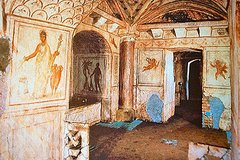 Hypogeum of Via Livenza - Underground Rome