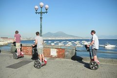 Naples Shore Excursion: City Segway Tour