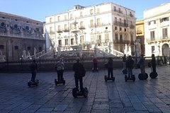 Palermo Shore Excursion: City Segway Tour