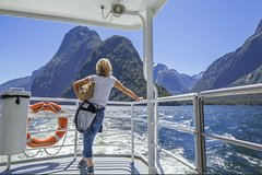 Imagen Milford Sound Cruise with Optional Bus Tour