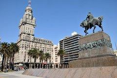 Imagen Excursión terrestre en Montevideo: Recorrido turístico privado con visita opcional a una bodega y cata