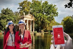Villa Borghese Garden Game tour - Art Treasure Hunt - Family Tour
