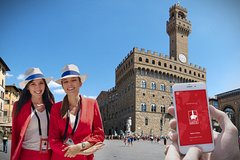 Florence & Michelangelo Game tour - Art Treasure Hunt - Family Tour