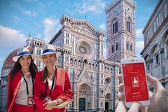 Florence & Dante Game tour - Art Treasure Hunt - Family Tour