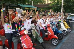 Rome: Vespa Tour with Lunch and Driver