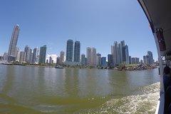 Actividades,Actividades acuáticas,Tour por Ciudad de Panamá