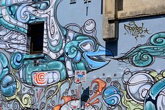Imagen Melbourne Street Art Rickshaw Safari