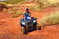 Imagen Aussie Outback Air and Land Tour Including Quad Bike Ride