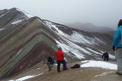 Imagen Rainbow Mountain Full-Day Hiking Tour