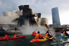 Bilbao en kayak