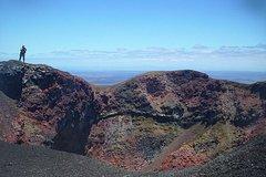 Imagen Hiking Day Trip to Sierra Negra Volcano Galapagos