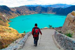 Imagen 2-Day Tour of Cotopaxi Volcano and Quilotoa Lagoon with hotel