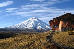 Imagen Cotopaxi National Reserve Hiking Day Trip