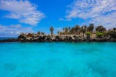 Imagen Santa Fe Galapagos Snorkeling Day Trip plus Playa Escondida - Includes Lunch
