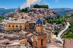South of Sicily Tour from Catania for 8 days