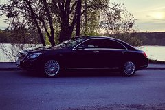 Imagen First Class Airport Limousine Transfer: Malmö City to Kastrup Airport