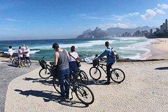 660b6fbe202a Imagen Excursão de bicicleta no Rio de Janeiro, incluindo a Praia Vermelha  e o Arpoador