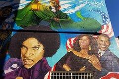 Murals of DC Walking Tour