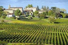 Bordeaux Shore Excursion: Private St-Emilion Half-Day Trip Private Car Transfers
