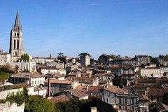 Private Half day wine tour - St Emilion or Medoc Private Car Transfers