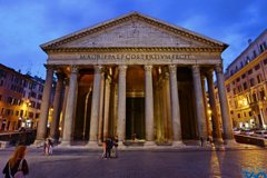 Rome post-cruise private driving tour