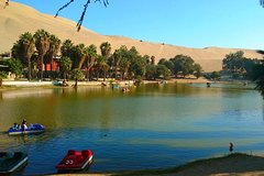 Imagen All Inclusive Private Tour to Ballestas Islands, Paracas, Ica and Huacachina Sand Dunes
