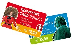 1-Day Frankfurt Card