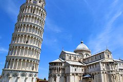Private Full-Day Tour of Florence and Pisa from Rome