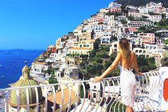 Pompeii, Positano or Sorrento Private Day Trip from Rome