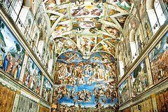 Skip-the-line Vatican Tour with Sistine Chapel and St Peter Basilica