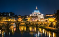 Skip the line vatican and sistine chapel tour in rome by night