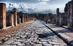 Winter Season: Pompeii half day - departure from Sorrento